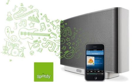 Spotify lanza Spotify Connect