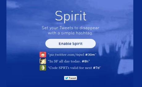 Captura de pantalla Spirit