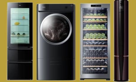 Nueva gama de electrodomésticos inteligentes de Haier en IFA 2013
