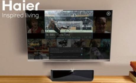 Nuevos televisores Haier en IFA 2013