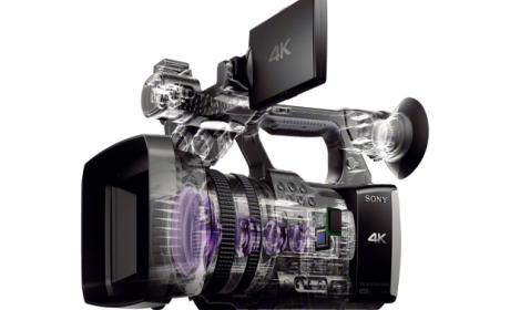 Handycam 4K FDR-AX1E presentada por Sony en el IFA 2013