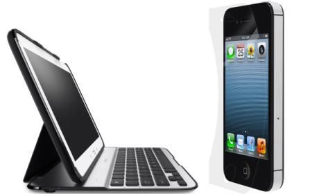 Novedades de Belkin para IFA 2013: protectores de pantalla, teclados para tablets, routers...