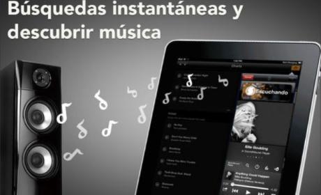 SoundHound, la app para iOS y Android que descubre la música que está sonando