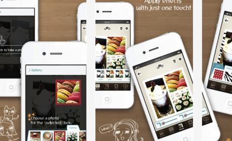 Crea collages con tus fotos en iOS