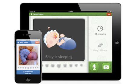 Baby Monitor 3G, una app iOS para monitorear a tu bebé