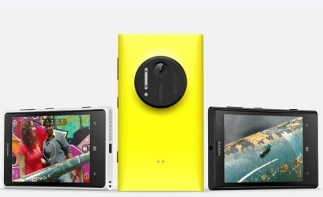 Telefónica trae a España en exclusiva el Nokia Lumia 1020 de 64 GB con 4G LTE
