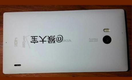 Primera imagen del phablet Nokia Lumia 1520