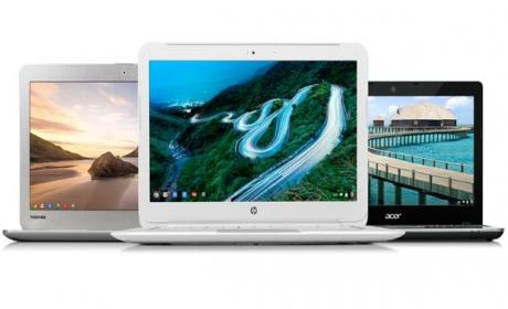 Nuevas Chromebook con chip Intel Haswell