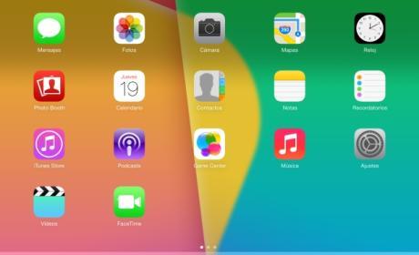 Todos los cambios y novedades oficiales de iOS 7 en el iPad