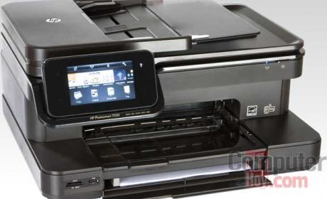 impresora HP PhotoSMART 7520 e-All-in-One