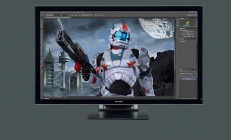 PN-K322BH, el nuevo monitor táctil all-in-one de Sharp