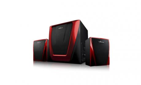 Energy MP3 Sound System 550 Bluetooth, nuevo sistema 2.1