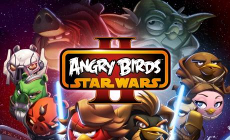 Angry Birds Star Wars II ya disponible en iOS y Android