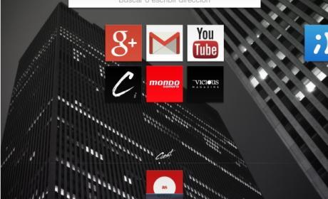 Coast by Opera, el navegador exclusivo para el iPad