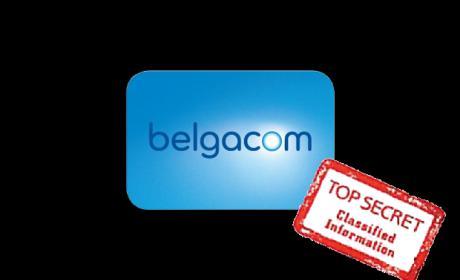 Logo principal de Belgacom