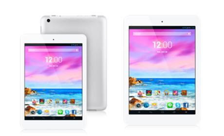 Tablet SPC Glow 8