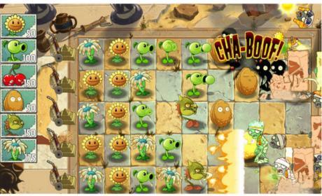 Plantas Versus Zombies 2