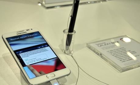 Samsung ha vendido más de 40 millones de Galaxy Note