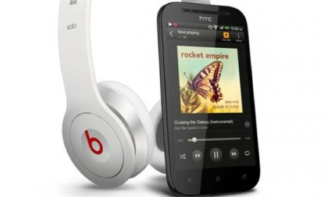 Beats Audio rompe con HTC