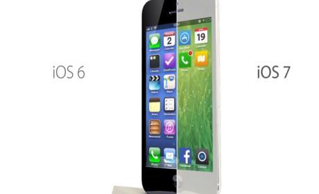 iOS 7 se actualiza automáticamente en dispositivos Apple