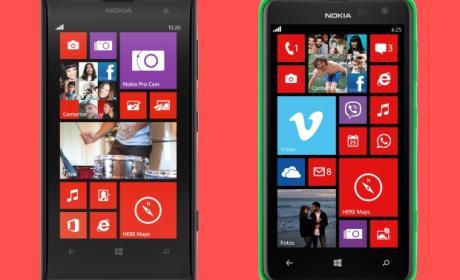 Vodafone pone a la venta en España el Nokia Lumia 1020 y Lumia 625 con 4G