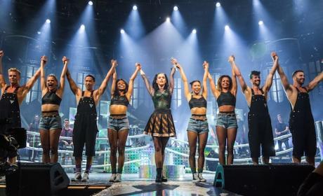 Kate Perry cierra el Festival de iTunes en Londres