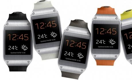 Galaxy Gear será compatible con Galaxy S3, S2 y Note 2