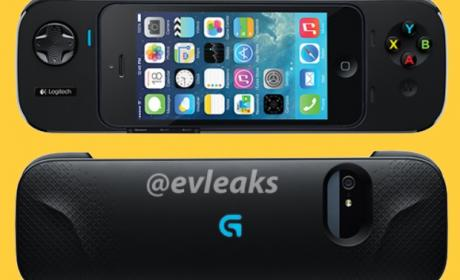 Mando de control para el iPhone, de Logitech