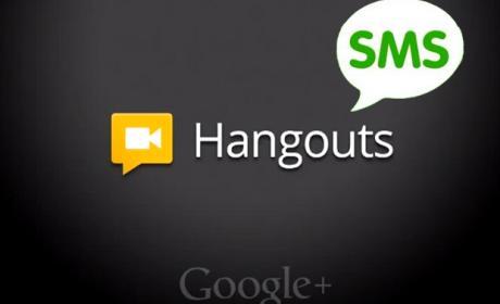 Hangouts 1.3 podría integrar SMS, MMS