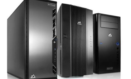 Mountain estrena nuevos servidores y workstations
