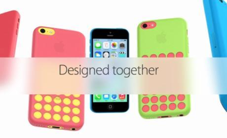 Apple reduce pedidos del iPhones 5C