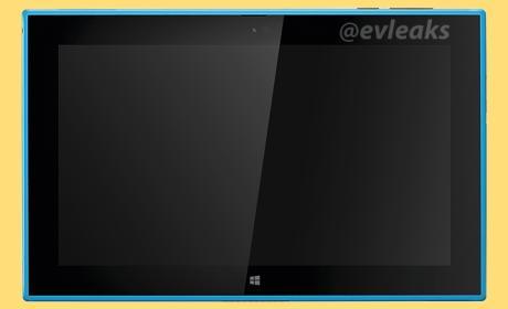 La tablet Nokia Lumia 2520 con Windows 8.1 RT, en fotos