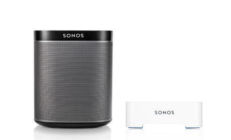 Sonos Play 1, sonido inalámbrico por 199 dólares