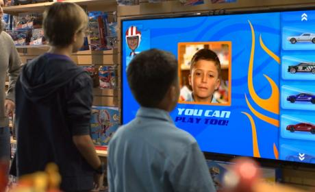 La magia de Microsoft Kinect