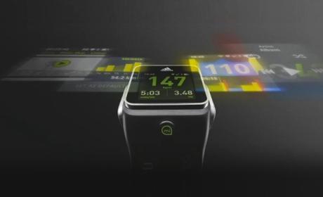 Adidas Smartwatch, el reloj inteligente para el corredo