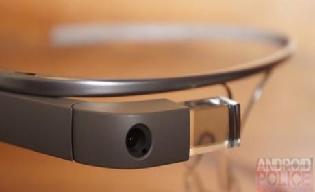 Google Glass podrían capturar imágenes con guiño del ojo