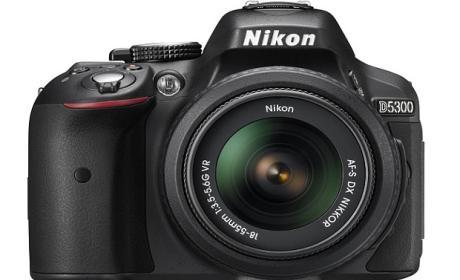 Nikon D5300, la nueva cámara SLR con conectividad WiFi