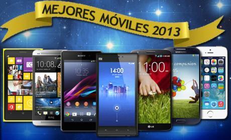 Mejores móviles de 2013