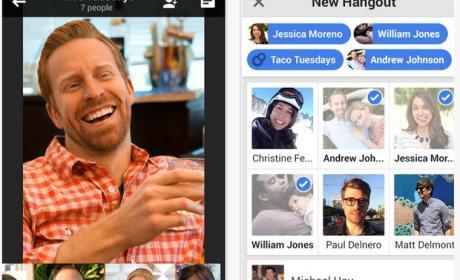 Nueva versión de Google Handouts para iOS recupera las llamadas telefónicas.