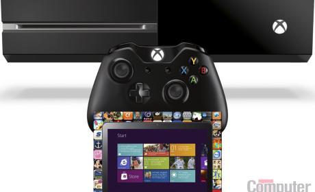 Las apps de Windows 8 podrían ejecutarse en la XBox One