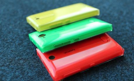 Nokia Asha 500, 502 y 503