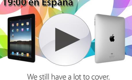 directo presentacion apple ipad 5