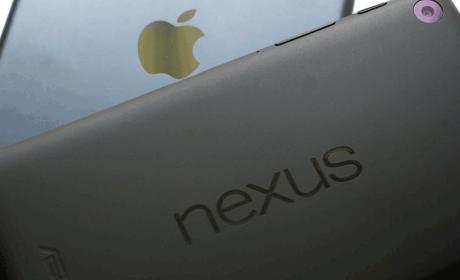 iPad mini 2 Retina vs Nexus 7