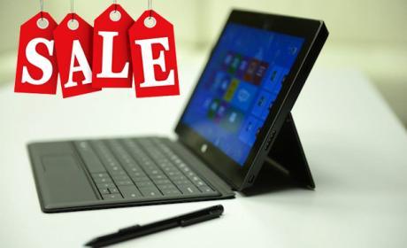 Microsoft rebaja el precio de la Surface Pro