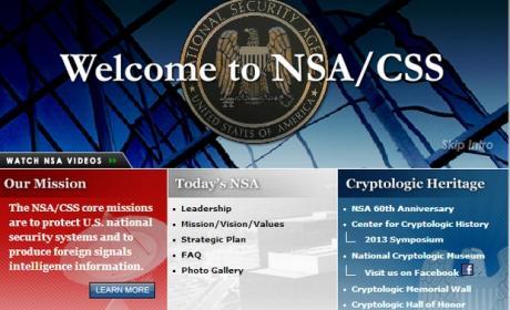 La web de la NSA caida. ¿Comienza la ciberguerra?