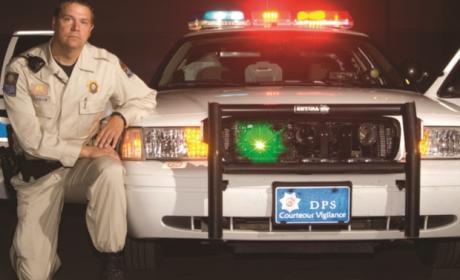 StarChase, una tecnología de balas con GPS que evitará las persecuciones policiales en carretera