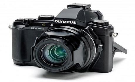 STYLUS 1, el hibrído compacto-réflex de Olympus