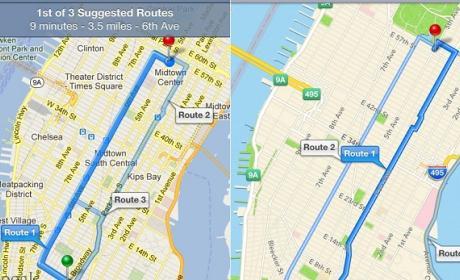Apple busca ingenieros de software para mejorar Mapas