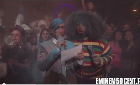 Se entregan los YouTube Music Awards, Eminem Artista del Año