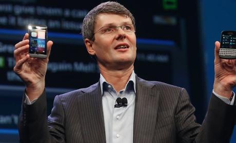 Ex- CEO de Blackberry